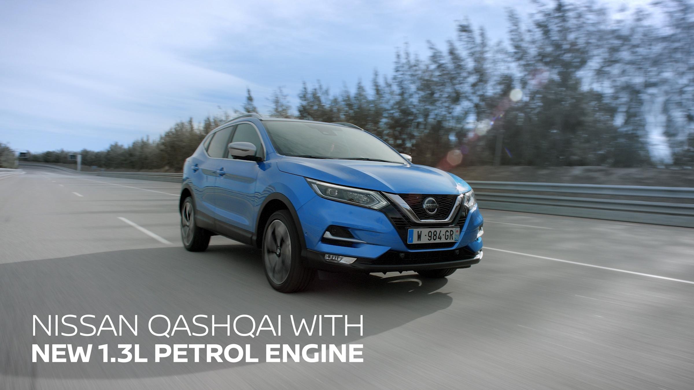 Der Nissan Qashqai Abmessungen Und Technische Daten Nissan